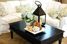what to put on a coffee table what to put on a glass coffee table full
