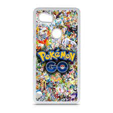 Pokemon GO All Pokemon Google Pixel 2 XL Case - Jocases