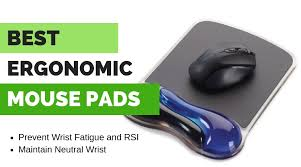 Best <b>Ergonomic Mouse Pads</b> to Support your Wrist (2019 Edition ...