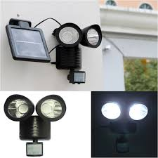 Dual Bright Motion Light Us 20 26 22 Off Super Bright Led Street Lights Dual Security Detector Solar Spot Light Motion Sensor Outdoor 22 Led Floodlight Home Garden Light In