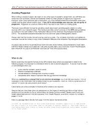 Apa referencing style  th edition Fresher engineer resume templates