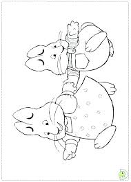 Max And Ruby Coloring Pages Max Ruby Coloring Pages Max And Ruby