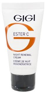 Выбрать <b>Gigi</b> Ester C <b>Night</b> Renewal <b>Cream Крем</b> для лица ...