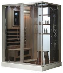 Southwood Steam Sauna contemporary-steam-showers