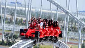 Dubai Abu Dhabi With Ferrari World And Bollywood Park Araims