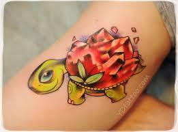 татуировка черепаха значение эскизы фото и видео Infotattoo