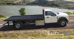 Flatbed Gooseneck Work Truck Beds - Knapheide & General Body Upfits ...