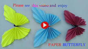 how to make butterfly using chart paper make some wonderful