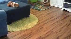 laminate flooring in the kitchen stone oak vinyl