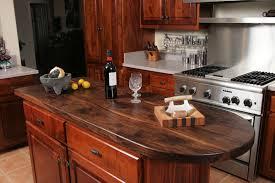 Under Kitchen Sink Cabinet Kitchen Fine Walnut Wood Countertops Kitchen Sink Mounted