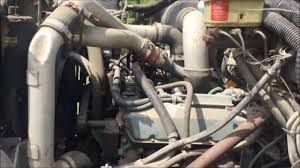 International T444E Engine FOR SALE!!!! - YouTube