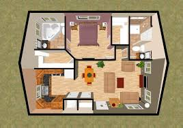 inspirational small house plans for a view 6 cozyhomeplanscom 720 sq ft 11