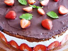 Easy Tasteful Birthday Cakechocolaty Cakebest Cake Recipes098