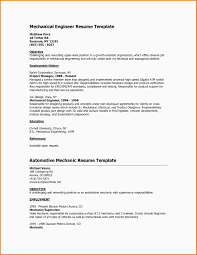 Confortable Resume for A Mechanical Engineer Also Objective for Resume for Mechanical  Engineers