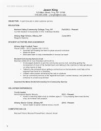 The Best Resume For On Campus Jobs For Anyone Looking For A