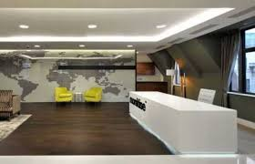 office area design excellent on for modern reception wall ideas and outstanding images 11