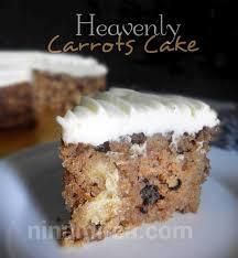 Heavenly Carrot Cake Sedap Nya