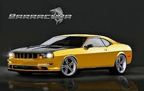 new car release dates 20152015 Dodge Barracuda Concept and Release Date  Future Cars Models