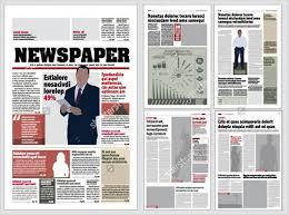 Newspaper Book Report Template 50 Printable Newspaper Templates Free Premium Templates