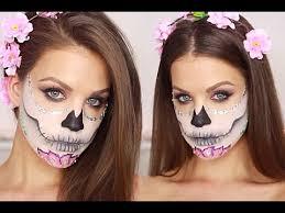 sugar skull makeup tutorial karin