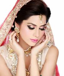 beautiful and pretty bridal makeup wallpaper free all