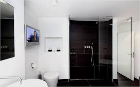 Badezimmer Grau Weiß Blau