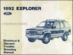1992 ford explorer wiring diagram vehiclepad 1992 ford 1992 ford ranger and explorer foldout wiring diagram