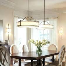 modern linear rectangular island dining room crystal chandelier pendant lighting