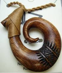 more hawaiian koa wood jewelry inside