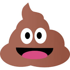 Available in png and vector. Emoji Poop Free Svg