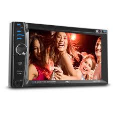 xo vision xod1752bt in dash 6 2 touch screen multimedia dvd xo vision xod1752bt in dash 6 2 touch screen multimedia dvd receiver bluetooth walmart com