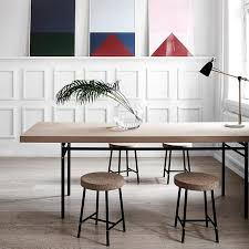ikea sinnerlig cork communal dining table discontinued furniture tables chairs on carou
