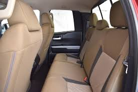 2016 tundra seat covers 2016 toyota tundra tundra double cab sr srs truck crew cab standard