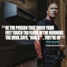 Rock Quotes Amazing 48 Dwayne Johnson Motivational Picture Quotes