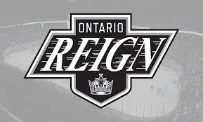 Ontario Reign Vs San Diego Gulls Toyota Arena