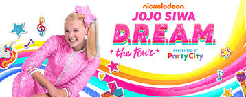 Nickelodeons Jojo Siwa D R E A M Tour With Special Guests