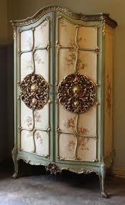 antique venetian painted armoire antique furniture wwwinessacom antiques antique english country armoire circa 1830s