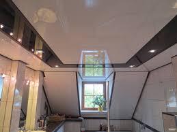Plameco Spanndecken Im Badezimmer Badezimmerdecke Renovieren