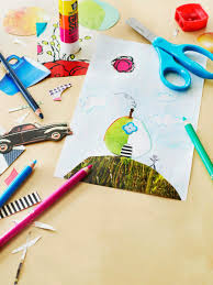 Cool Paper Crafts For Kids Parents