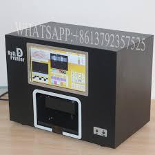 free shipping Nail Printer DIY NAIL ART PRINTING MACHINE digital ...