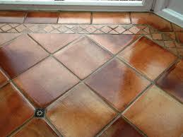 Terra Cotta Floor Tile Kitchen Restoration Stone Cleaning And Polishing Tips For Terracotta Floors