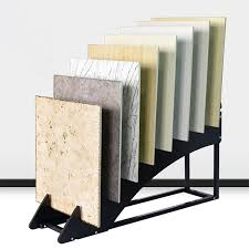 top quality 300x600 ceramic tile metal shelf rack