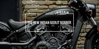say hello to the indian scout bobber american v twin riders club