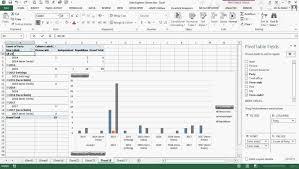 Pivot Chart Youtube Excels Data Explorer Pivot Chart Grouping Of Dates Oz