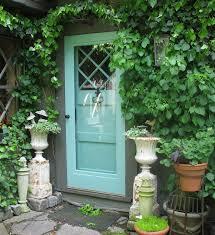 Turquoise front door Remodel Turquoise Front Door Turquoise Front Door Highly Caffeinated Reiko Design Blog Turquoisefrontdoor