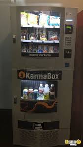 Healthy Vending Machines San Antonio Amazing Seaga KarmaBox Healthy Vending Seaga Machines On Route For Sale