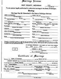 usa klinkhammer records Wedding License Genesee County Mi Wedding License Genesee County Mi #16 marriage license genesee county mi
