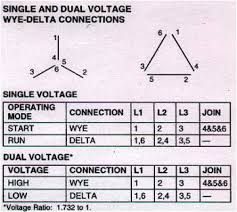 y start delta run question yes you just use it in only in the delta connection in other words permanently connect the windings as if it is in the run configuration