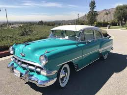 All Chevy chevy classic cars : 1954 Chevrolet Bel Air for Sale | ClassicCars.com | CC-965414