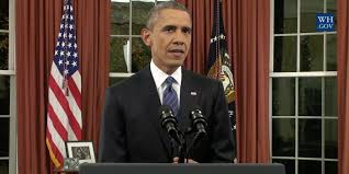 oval office july 2015. President Barack Obama Address Nation On ISIS, San Bernardino Terrorism Oval Office July 2015